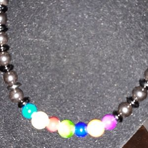 Necklace w/ the color of Chakras
